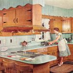 Amazingly Vintage Kitchen
