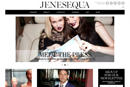JENESEQUA.COM | Your daily dose of je ne sais quoi